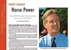 West Coast Regional: Horse Power