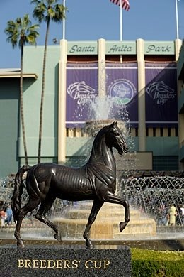 Welcome to Breeders' Cup 2009