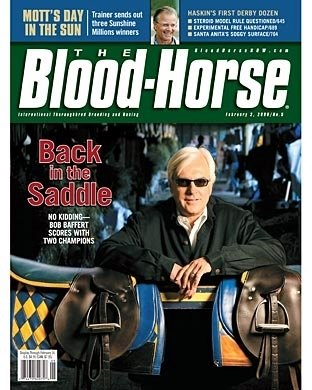 The Blood-Horse: 02/02/2008 issue