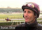 Underwood Stks Preview: Jockey Damien Oliver