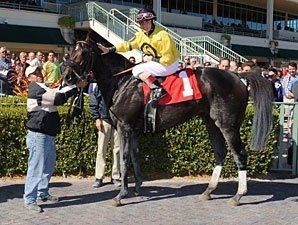 Abigail Fuller Wins First Race at Gulfstream