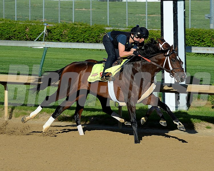 Caption: Commanding Curve