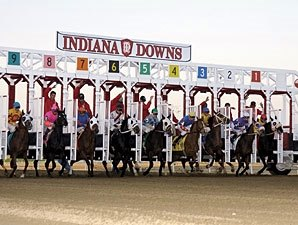 Indiana Downs Opens New Barns; More to Come