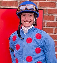 Maryland-Based Apprentice McCarthy Injured