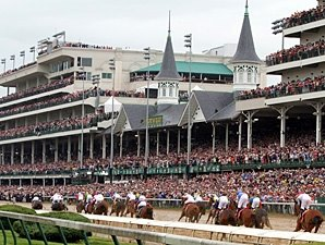 Kentucky Derby Overnight Rating Up 16%