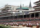 Wagering Up at Churchill Downs Spring Meet