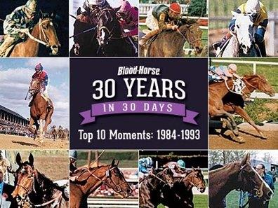 30 In 30 Top 10 Breeders Cups 1984 1993 Bloodhorse