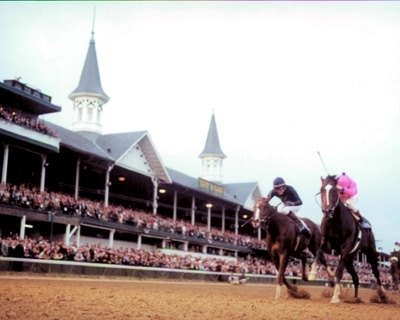 2000 Breeders' Cup at Churchill Downs.