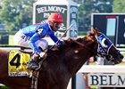 Summer Bird, Desormeaux Soar to Belmont Upset