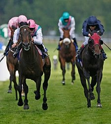 Twice Over Shines in Coral-Eclipse