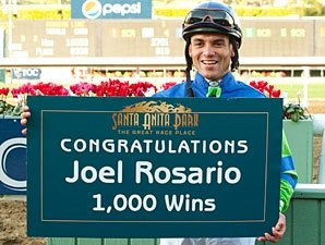Joel Rosario Gets Win No. 1,000