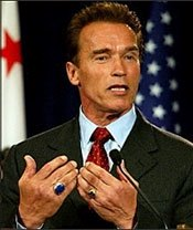 Schwarzenegger Vetoes Workers' Comp Takeout Bill