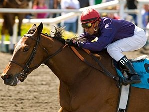 Bejarano Steals Show in California Gold Rush