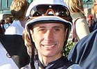 Jockey Rocco Alert after Keeneland Spill