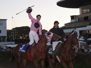 "City Banker Tops in Argentine ""Breeders' Cup"""