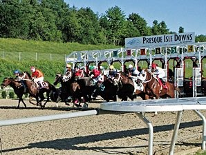 Presque Isle Adds Barns for Upcoming Meet