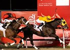Kinsale King Reclaims Golden Shaheen for U.S.