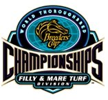 FILLY & MARE TURF PREVIEW 2003: A European Feel