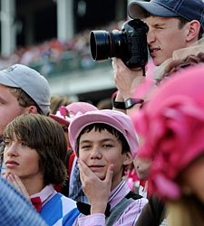 Churchill: Record Attendance for KY Derby