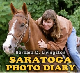 Livingston's Saratoga Diary: A Special Treat for Racing Fans