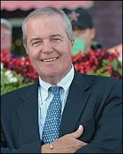 Former NYRA Co-Chair Karches Dead