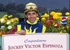 Espinoza Teams With Baffert for His 2,000th Win