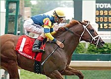 2004 Eclipse Sprinter: Speightstown