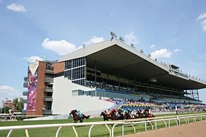Storm Cancels Racing at Woodbine