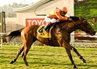 Evening Jewel Outshines Del Mar Oaks Foes
