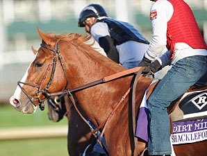 Shackleford Draws Post 2 for Dirt Mile