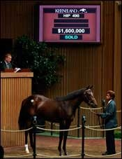 Lane's End Has a Good Day; Tops All  Consignors on Keeneland Sale's Second Day