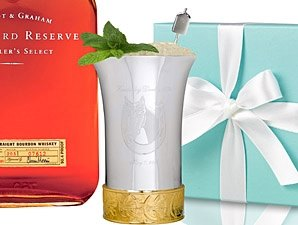 High-End Juleps Benefit Charity