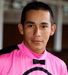Lopez Triples in Return to Gulfstream Park