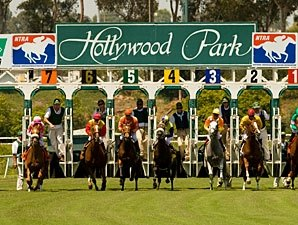 Heavy Rain Closes Hollywood Park Early