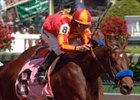 Pussycat Doll Edges Stablemate in Humana Distaff