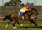 Tuscan Evening Keeps Winning in Royal Heroine
