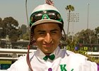 Bejarano to Ride Meteore, Parading at Del Mar