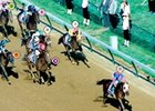 1995 Kentucky Derby Race Sequence