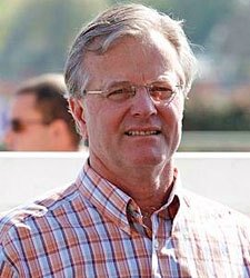 Mott's Breeders' Cup Team Works at Churchill