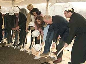 Pinnacle Breaks Ground for Development