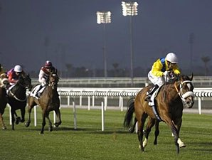 Dubai World Cup Adds Turf Stakes to Card