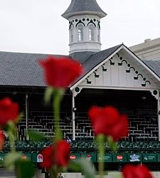 Bacardi to Sponsor Oaks, Derby Infield Area