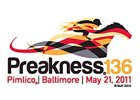 2011 Preakness Logo Unveiled; Tickets on Sale