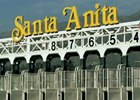 Total Handle Jumps 8.7% at Santa Anita Meet
