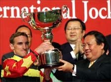 German Starke Wins Second Hong Kong Title