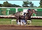 Favored Unbridled Elaine Wins Monmouth Oaks