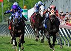 Ben's Cat Wins Fourth Jim McKay Turf Sprint