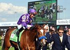 Kentucky Oaks a Business Success