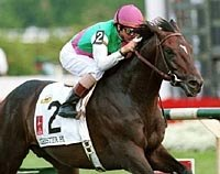 Arlington Million Winner Chester House Retired
