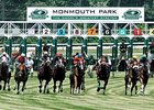 New Rules at Monmouth for Crops, Toe Grabs